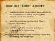 Free Book Tasting Bundle