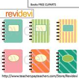 Free Books Clip Art