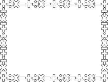 Border Clip Art Pack