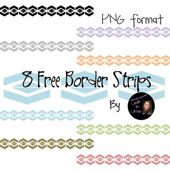 Free Border Strips- Personal or Commercial Use