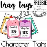 Free Brag Tags - Animals rewards