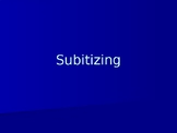 Free Brain Break Subitizing