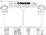 Free Bucket Filler and Bucket Dipper Sort {Perfect for Back to School}