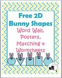 2D Shapes For Kindergarten