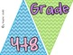 Free Bunting Banner for Your Grade Level