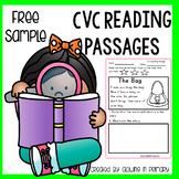 Free CVC Reading Passages