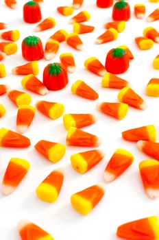 Free Candy Corn Stock Photos