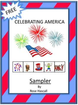 Free Celebrating America Sampler