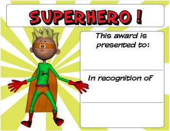 Free Certificate Element Pack - Make Your Own Award Certificates