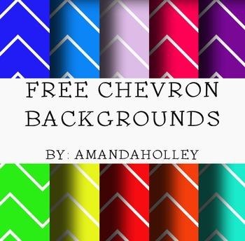 Free Chevron Background Pack