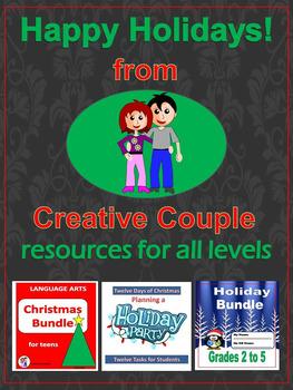 Free Christmas Activity