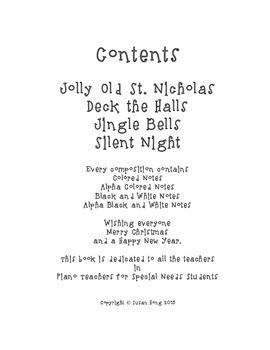 Free Christmas Beginner Book