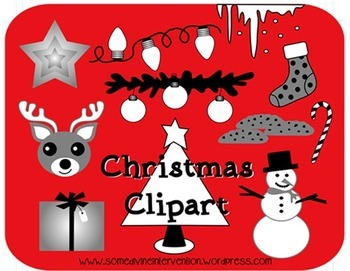 Free Christmas Clipart for Commercial Use
