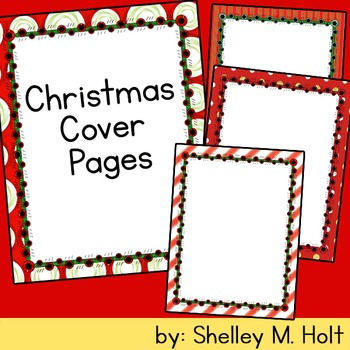 Free Christmas Cover Pages