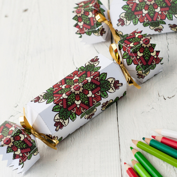 Christmas Cracker Template.Free Christmas Cracker Template Printable Coloring