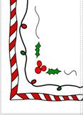 Free Christmas Frames/ Borders!