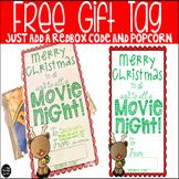 Free Christmas Gift Tag