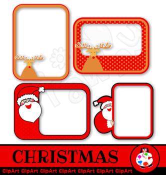 Free Christmas Holiday Borders