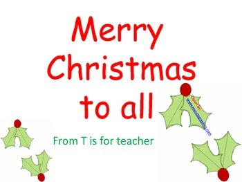 Free Christmas Math Fun