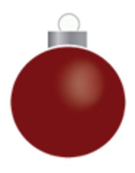 Free Christmas Ornament