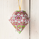 Free Christmas Ornament Template