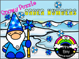 Free Christmas Puzzle