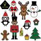 Free Christmas characters