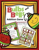 Christmas Math Activities Kindergarten 1st Grade 2nd Grade FREE
