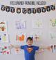 Free Classroom Decor - Printable Art Gallery Bunting