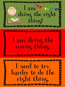 Free - Classroom Management Display Poster
