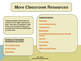 Web Classroom Resources for Language Arts