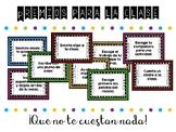 Free Classroom Rewards - Spanish / Premios gratis para la clase