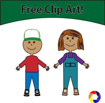 Free Clip Art Kids