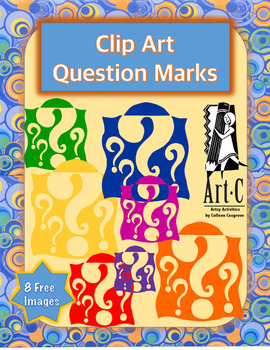 Free Clip Art: Question Marks