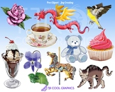 Free Clip Art Sample from Clever Vectors
