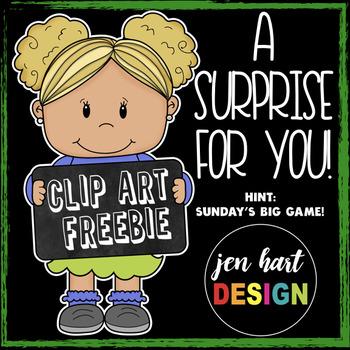 Free Clip Art Surprise {jen hart Clip Art}