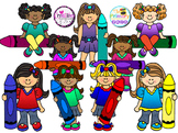 Free Clip Art~ The Primary Pack