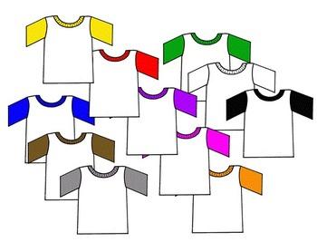 Free Clip Art~Baseball T Shirts - Five Hundred Fantastic Followers Celebration