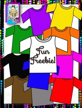 Free Clip Art~T Shirts - Five Hundred Fantastic Followers Celebration
