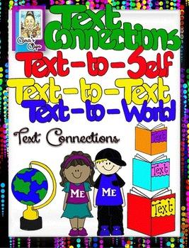 Clip Art~Text Connections - Five Hundred Fantastic Followe