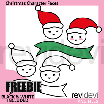 Free Clip art for Christmas activities