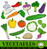 Free ClipArt Vegetables