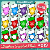 Clipart Christmas Labels Worksheets Teaching Resources Tpt