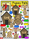 Puppy Pals Clipart