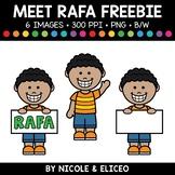 Free Clipart Kid 12