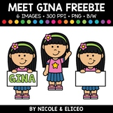 Free Clipart Kid 7