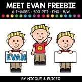 Free Clipart Kid 8