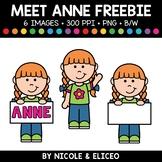 Free Clipart Kid 9
