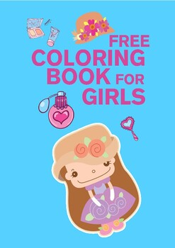 Free Coloring Book For Girls