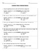 Free Common Core Context Clues Worksheets Grades 5 - 8
